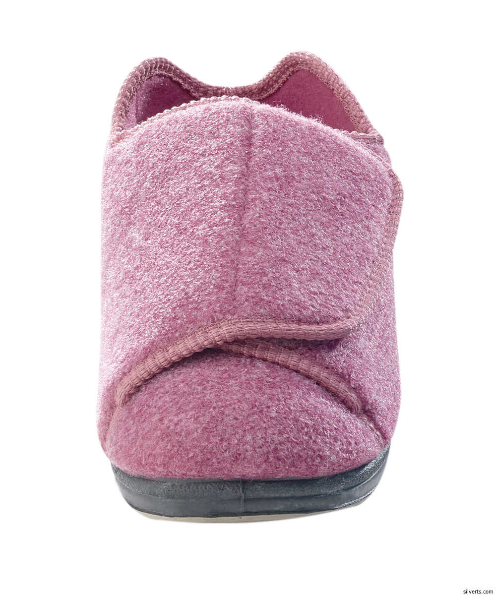 Womens Extra Extra Wide Slippers - The